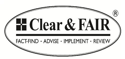 Clear & Fair