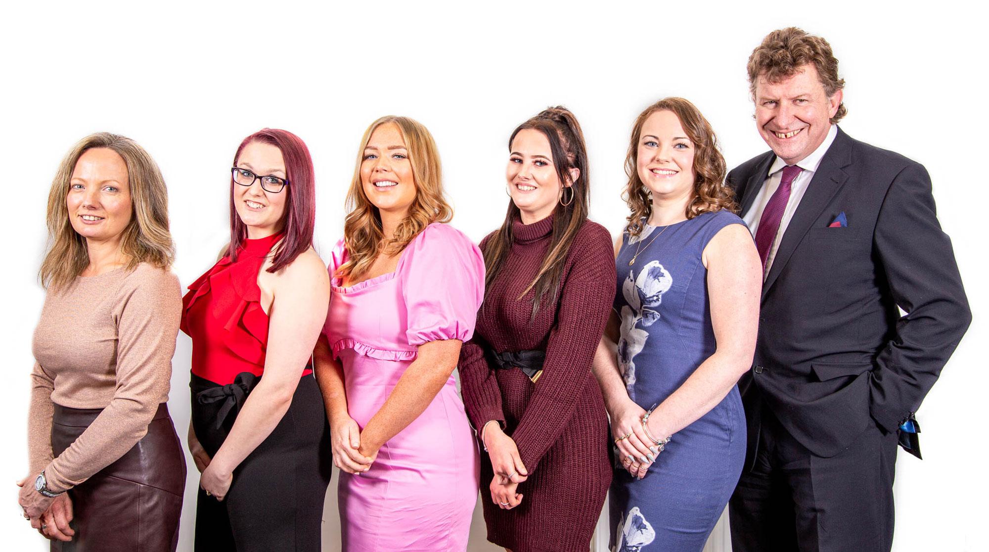 West Riding PFS staff
